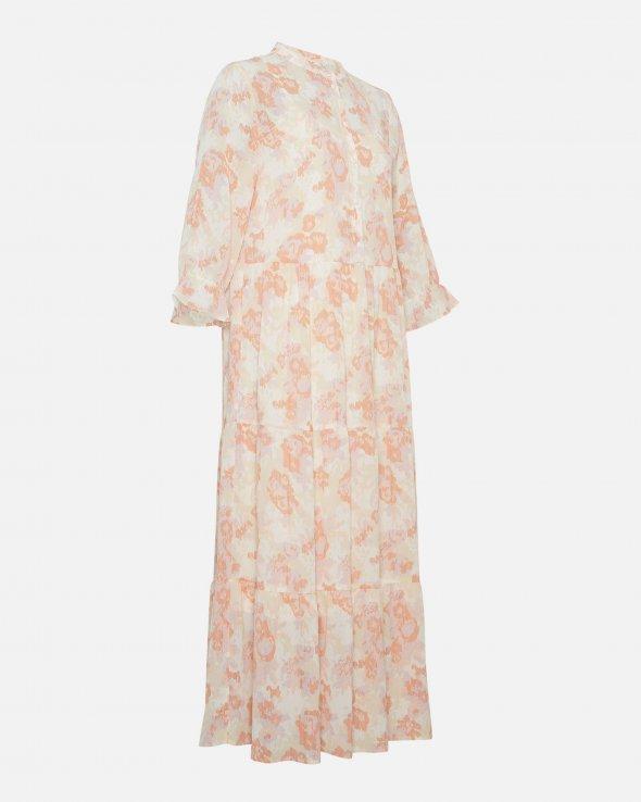 Moss Copenhagen - Halia Rikkelie 3/4 Maxi Dress AOP