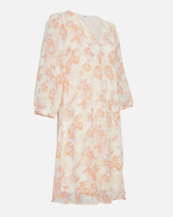 Moss Copenhagen - Halia Rikkelie 3/4 Dress AOP