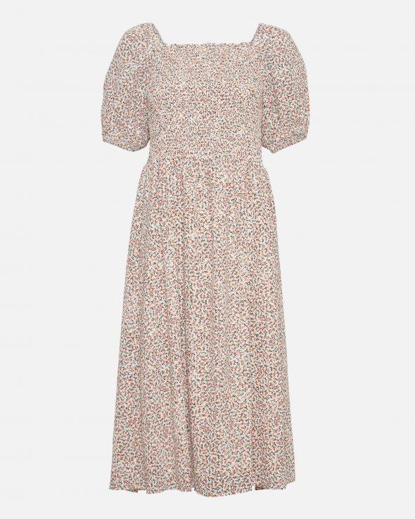 Moss Copenhagen - Fianna SS Smock Dress AOP