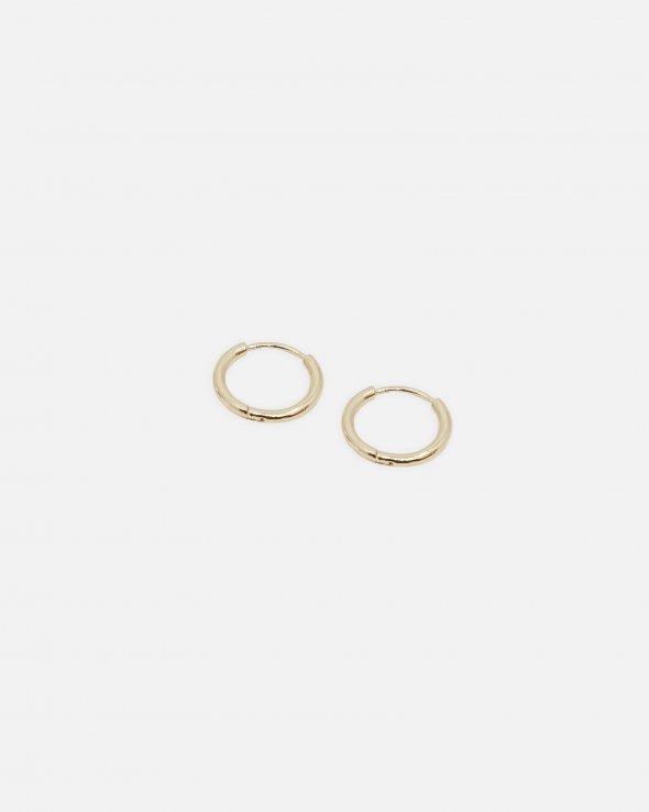 Moss Copenhagen - Small Hoop Earrings