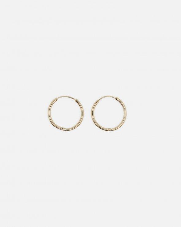 Moss Copenhagen - Large Hoop Earrings