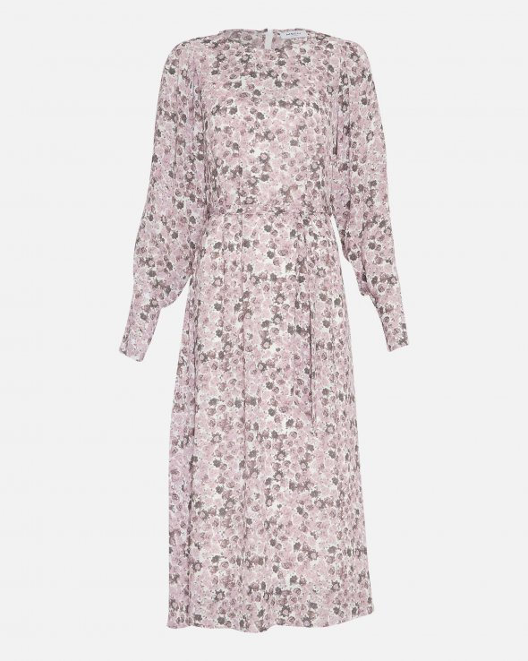 Moss Copenhagen - Madia Rikkelie LS Dress AOP