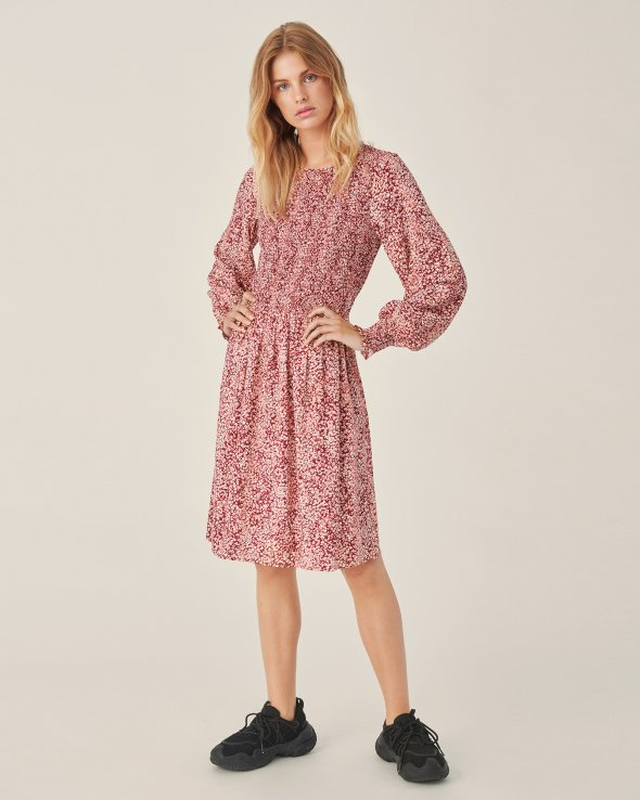 Moss Copenhagen - Madelina LS Dress AOP