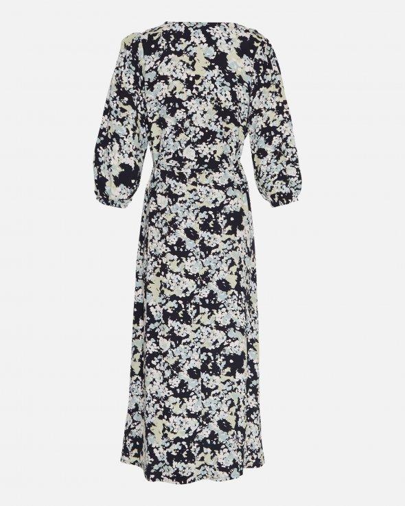 Moss Copenhagen - Thessa Jalina 3/4 Dress with AOP
