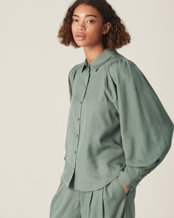 Moss Copenhagen - Alivia Stephie LS Shirt