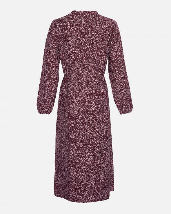 Moss Copenhagen - Sannie Ladonna LS Dress AOP