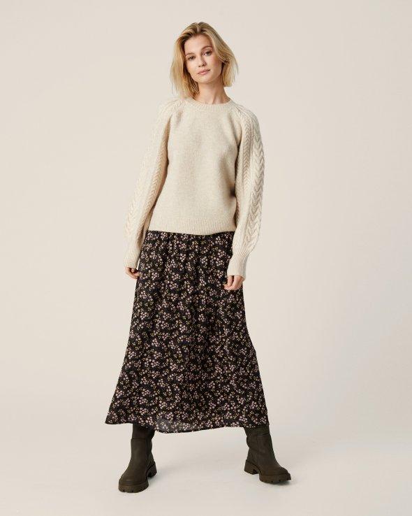 Moss Copenhagen - Iluna Rikkelie Skirt AOP