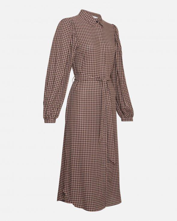Moss Copenhagen - Lennie LS Shirt Dress AOP