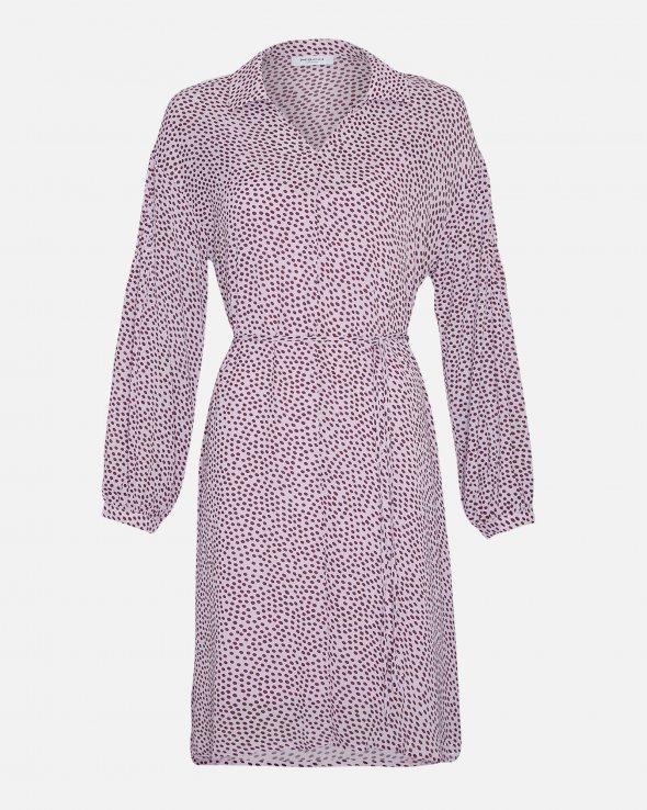 Moss Copenhagen - Nathea Rikkelie LS Dress AOP