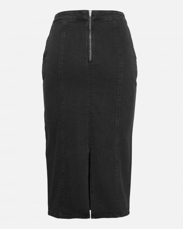 Moss Copenhagen - Thessi Rikka Denim Skirt