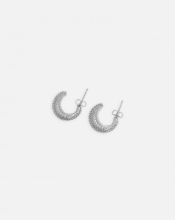 Moss Copenhagen - Frixa Hoop Earrings